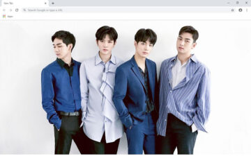 Kpop Nu'est Wallpapers and New Tab