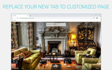 Cozy Home Backgrounds New Tab - freeaddon.com