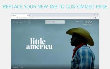 Little America Wallpaper NewTab freeaddon.com