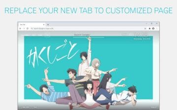 Kakushigoto Wallpapers HD Custom Anime NewTab
