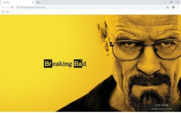 Braking bad New Tab & Wallpapers Collection
