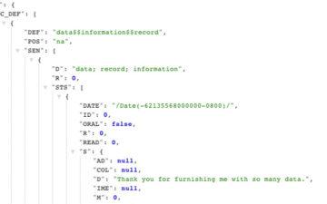 JSON Formatter(Support PHP json_encode)
