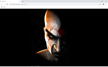 God of War Game Wallpapers and New Tab