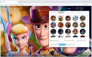 Toy Story 4 Wallpapers NewTab - freeaddon.com