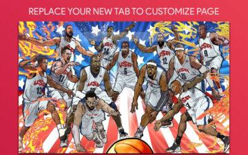 Nba Wallpaper HD Custom New Tab