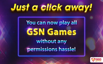 One Click GSN Games