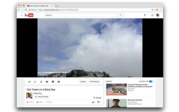 Full Window YouTube