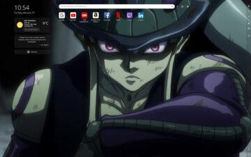 Hunter X Hunter Wallpapers - Anime New Tab