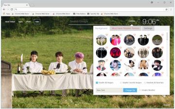 Kpop BAP Wallpaper HD New Tab - freeaddon.com