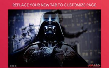 Darth Vader Wallpaper HD Custom New Tab