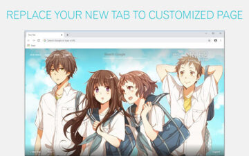 Hyouka Wallpapers Anime New Tab freeaddon.com