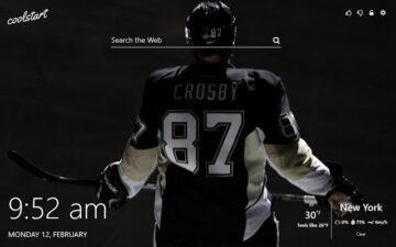 NHL Hockey HD Wallpapers New Tab Theme